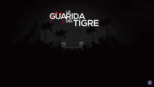 La guarida del tigre